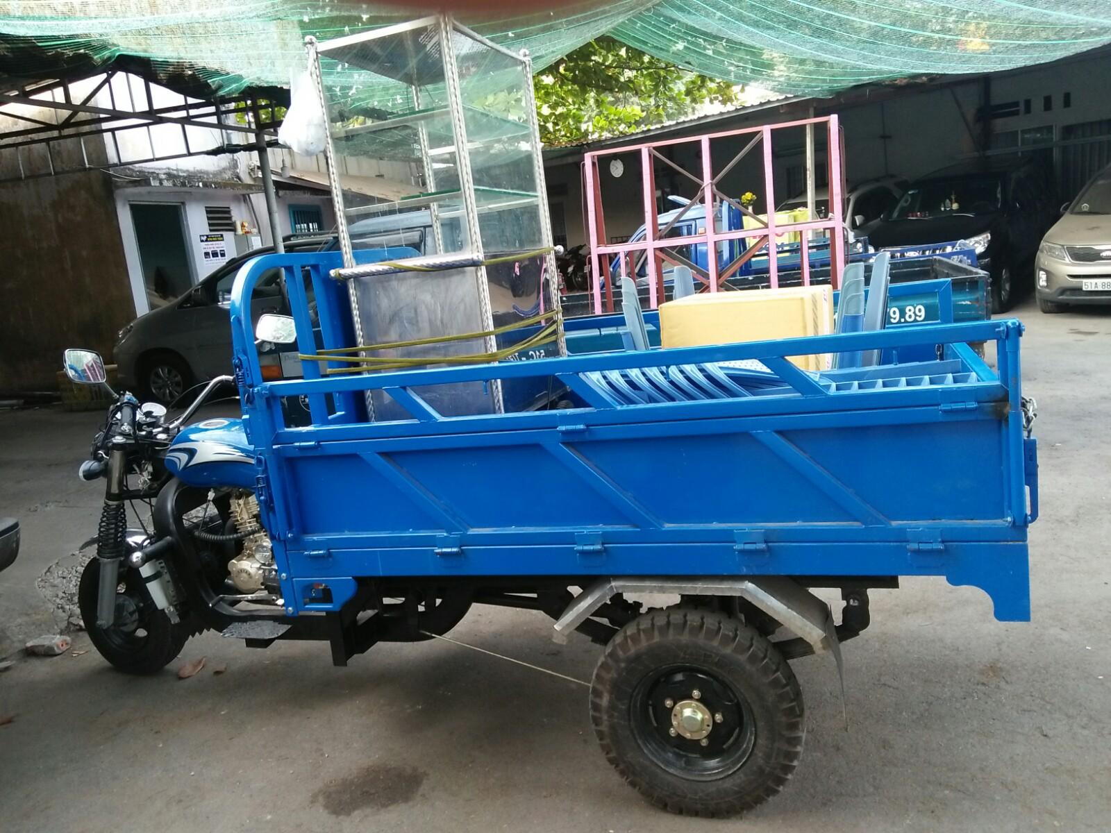 Xe ba gác chuyển nhà quận Bình Thạnh